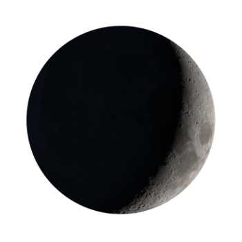 Zdjęcie aktualnej fazy Księżyca